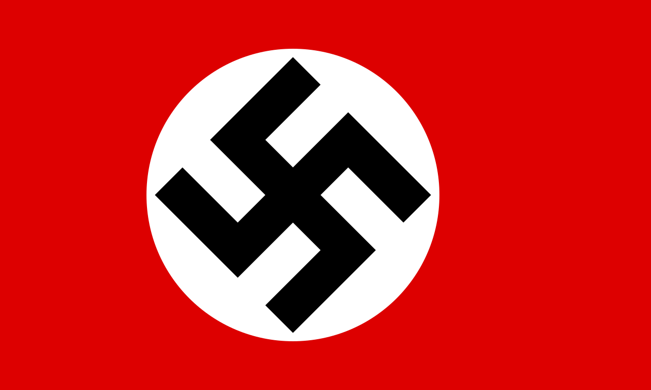 Flag of the German Reich, 1935-1945