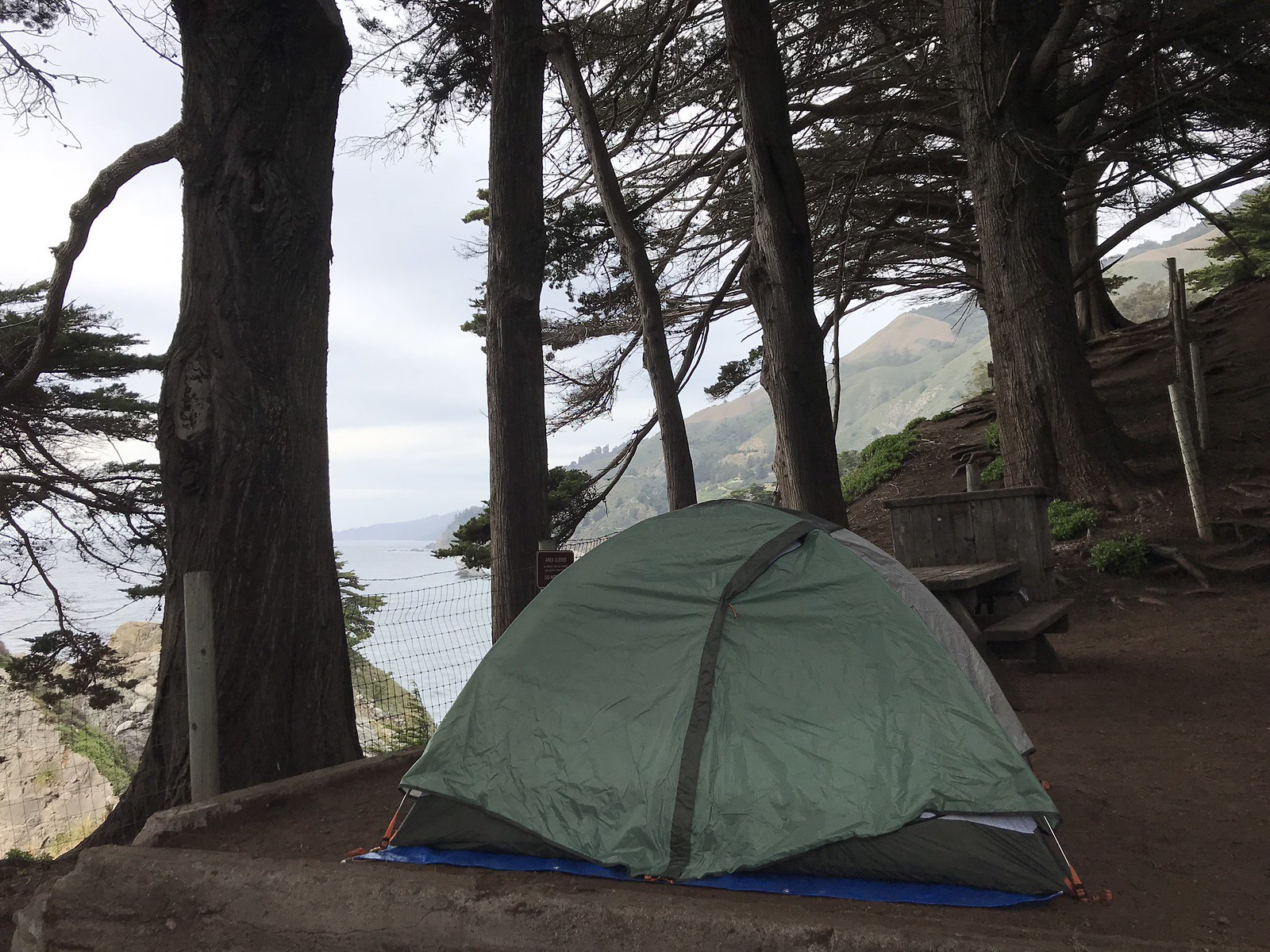 monterey camping | pfeiffer big sur state park and limekiln state park