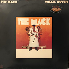 WILLIE HUTCH:THE MACK(JACKET A)