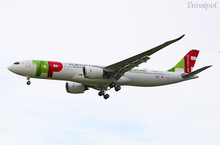 F-WWKM Airbus A330 NÉO Air Portugal