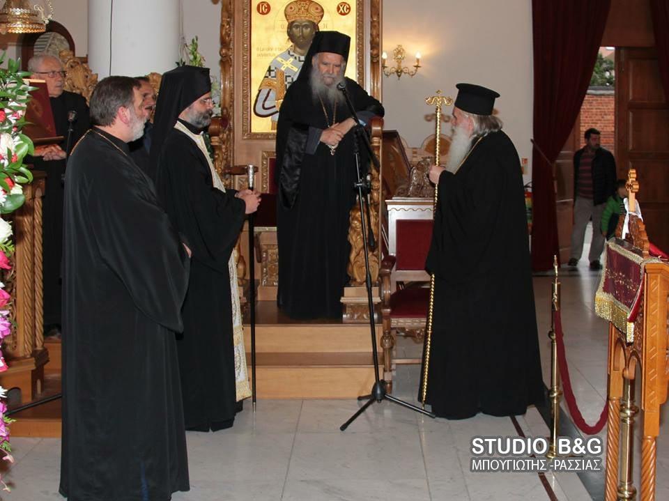 Μεταφορά ιερών λειψάνων Αγίου Λουκά στην Αγγλία