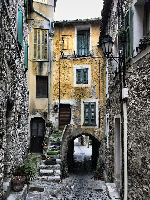 Gorbio, France
