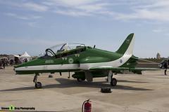 8817 - 6Y002 - Saudi Hawks - Royal Saudi Air Force - British Aerospace Hawk 65A - Luqa Malta 2017 - 170923 - Steven Gray - IMG_0290
