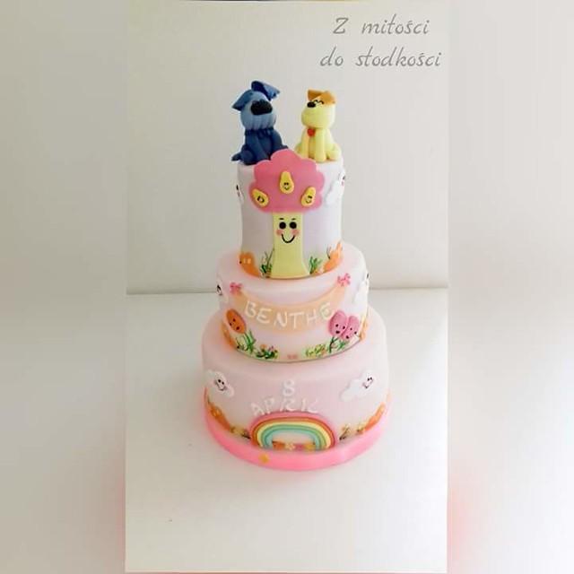 Birthday Cake by Kinga Dorosz of Torty Holandia – Z Miłości Do Słodkości