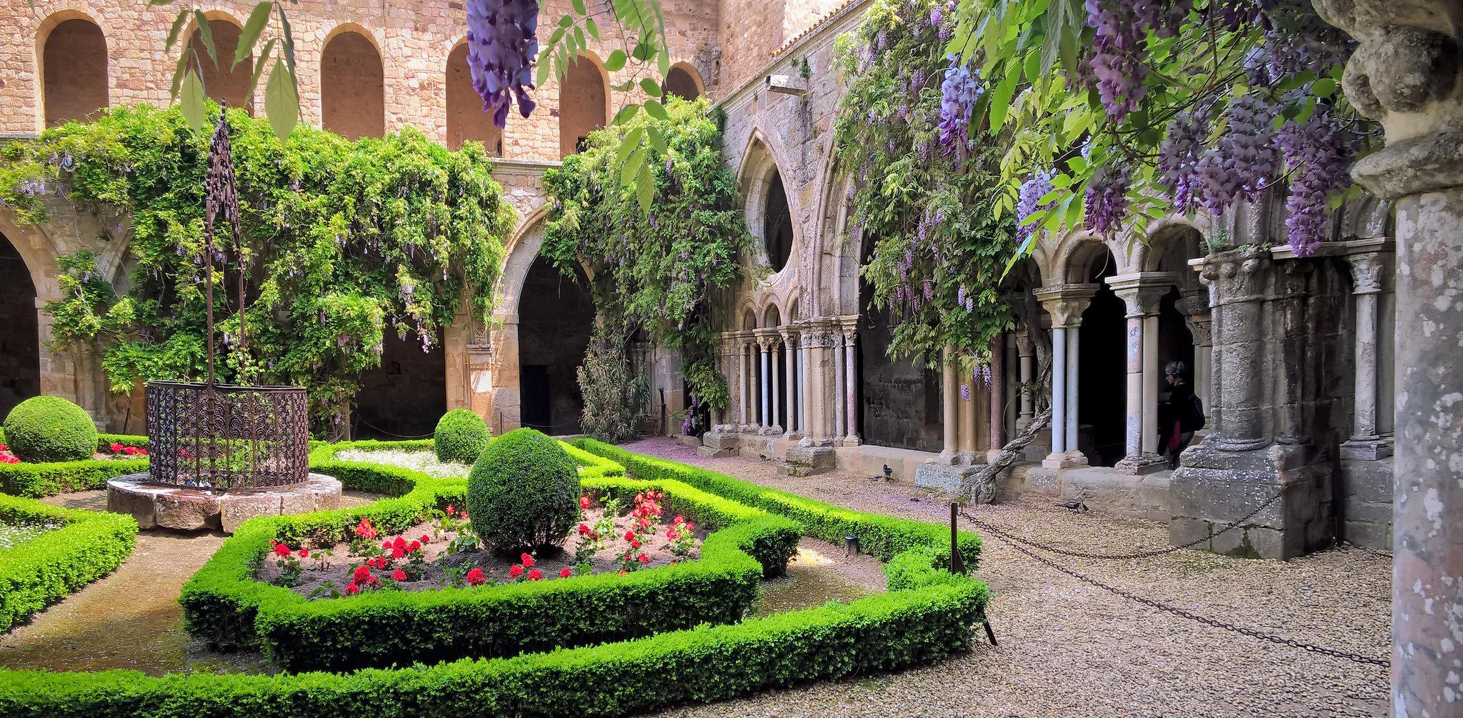 Abbaye de Fontfroide, France