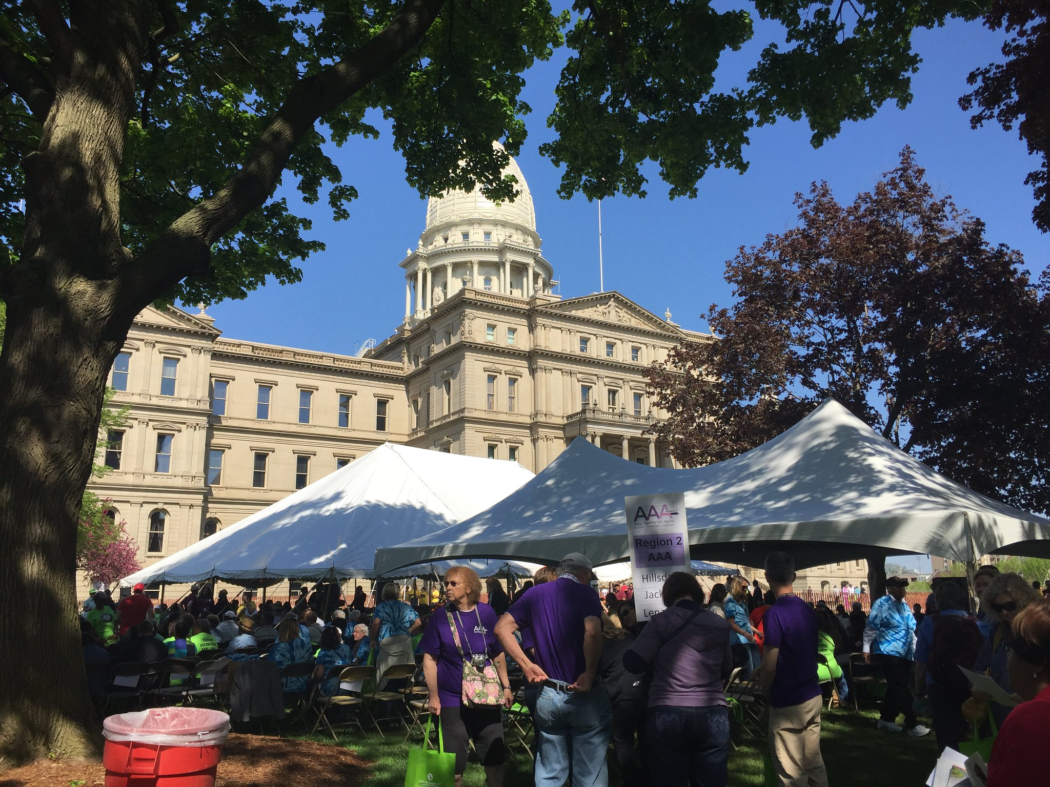 11th Annual Older Michiganians Day