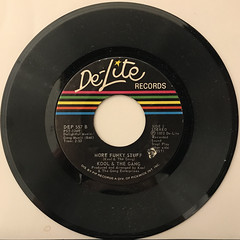 KOOL & THE GANG:FUNKY STUFF(RECORD SIDE-B)