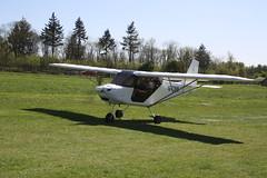 G-CJVK Best Off Skyranger [BMAA/HB/660] Popham 050518