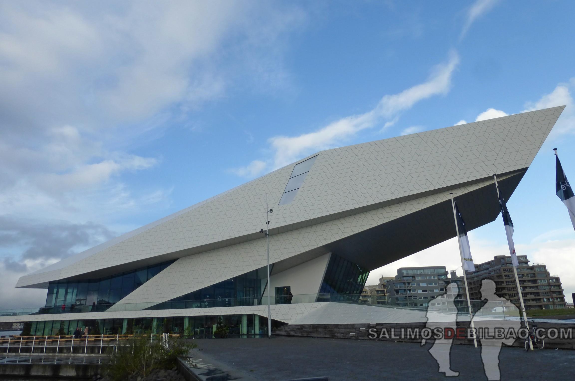 1419. Museo del Cine, Ámsterdam