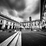 Piazza del Campidoglio - Capitoline Hill - https://www.flickr.com/people/55239003@N05/