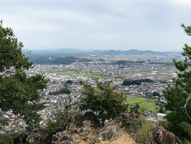 八木三山 愛宕山から善光寺山・モンキーパーク・尾張三山