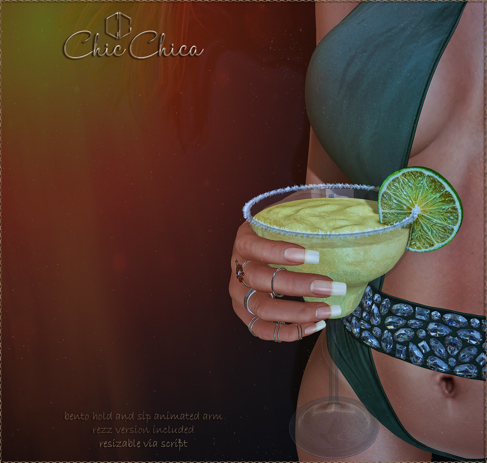 Margarita by ChicChica OUT @ Equal10