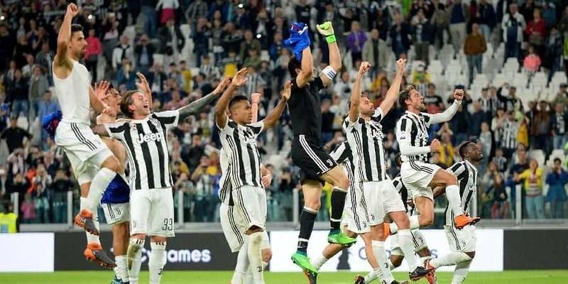 Hasil Dari 29 Kemenangan Juventus Sejengkal Lagi Raih Scudetto