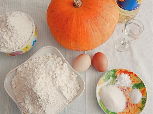 Оладьи с тыквой по рецепту из Книги о вкусной и здоровой пище, пошаговый фоторецепт | HoroshoGromko.ru
