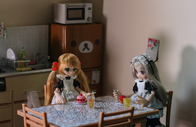 [Azone Lil'Fairy] Bienvenue au Maid Café ~~ - Page 2 41306037864_ae438d5973_z
