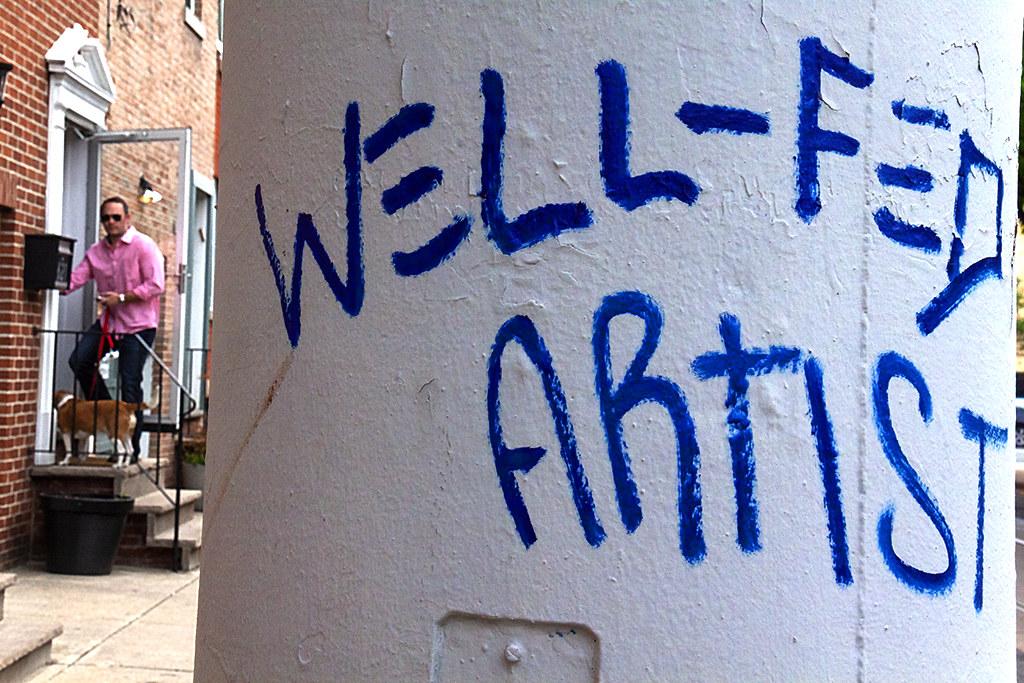 WELL-FED ARTIST--Bella Vista