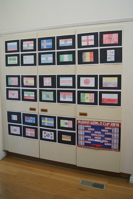 World Flags - FIFA World Cup 2018 DSC07728