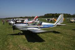G-HOTA Evektor EV-97 [2008-3318] Popham 050518