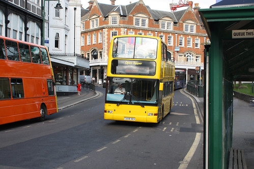 Yellow Buses 436 T209XBV