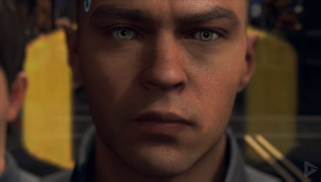 Detroit Become Human - Android Lives Matter