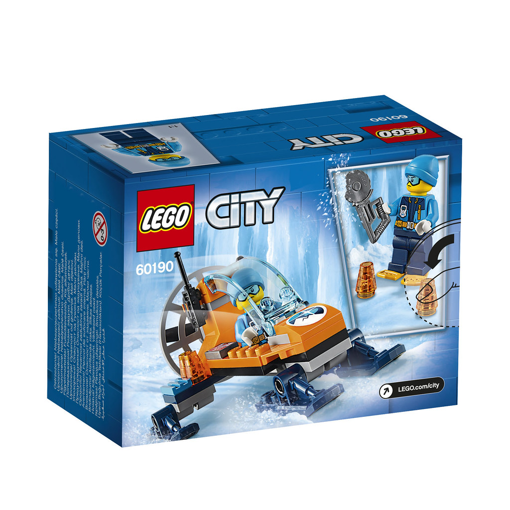 60190 City Arctic Ice Glider