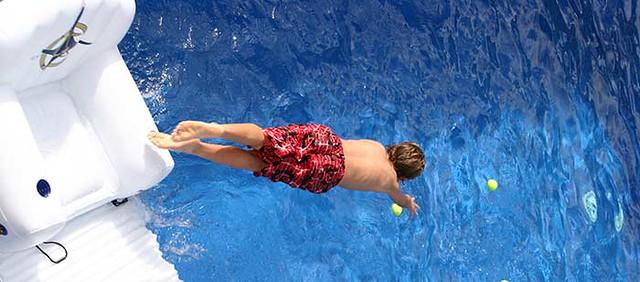 10 فوائد من السباحة بانتظام