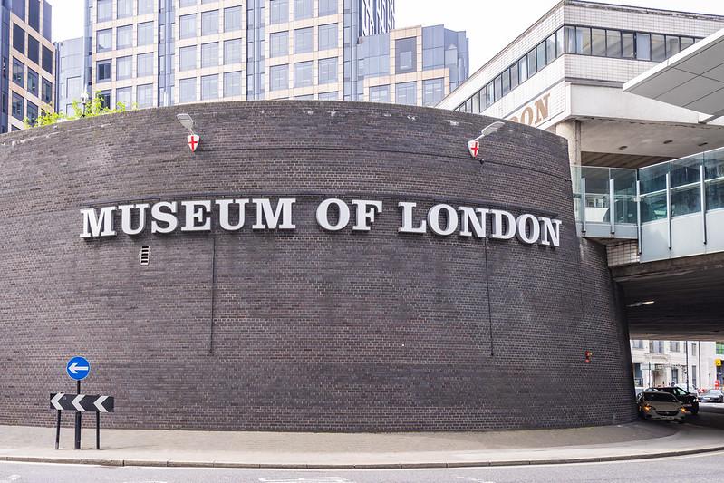 倫敦博物館