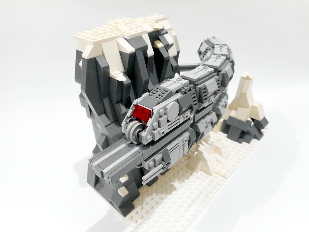 SOLO, A Star Wars Story. mini diorama
