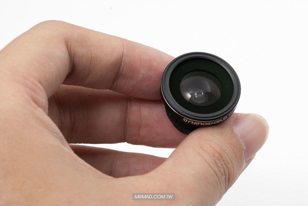 [開箱]iPhone犀牛盾外掛鏡頭Lens:小而輕巧便利,記錄生活旅行必備