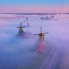 Rising Windmills