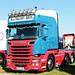 MacTaggart Brothers Scania R730 SN17WDF Peterborough Truckfest 2018