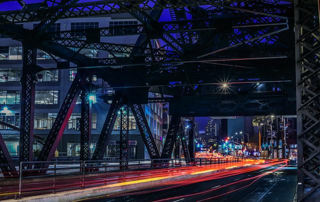 3rd street bridge traffic