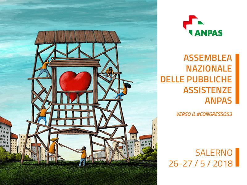 Assemblea nazionale Pubbliche Assistenze: Salerno, 26-27 maggio 2018 (2)