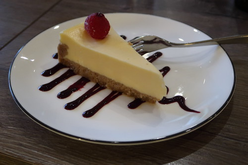 New York Cheesecake (im C's Authentic Food in Koblenz)