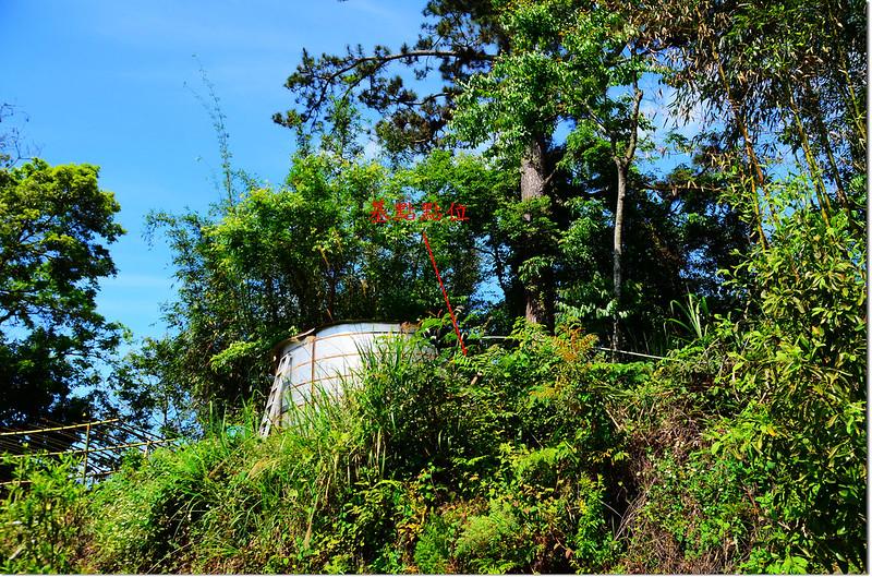 十字路護管所山頂蓄水槽
