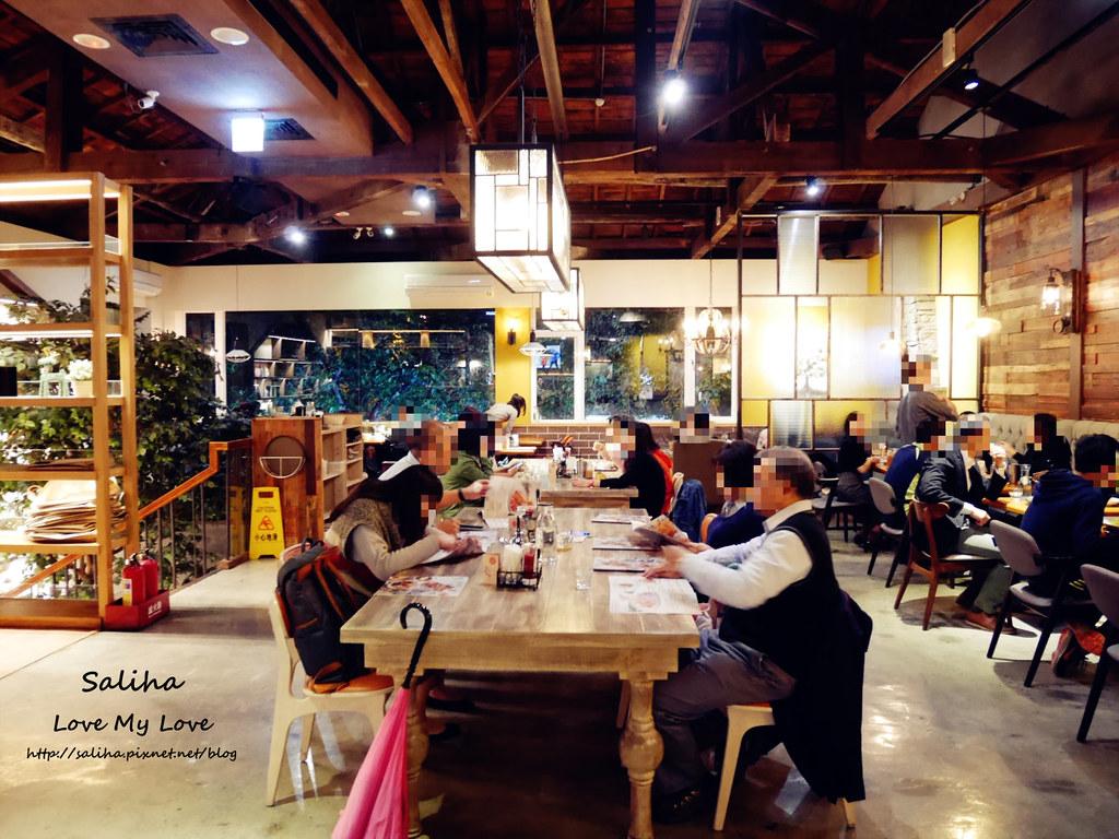 台北師大夜市商圈貳樓餐廳早午餐brunch (6)