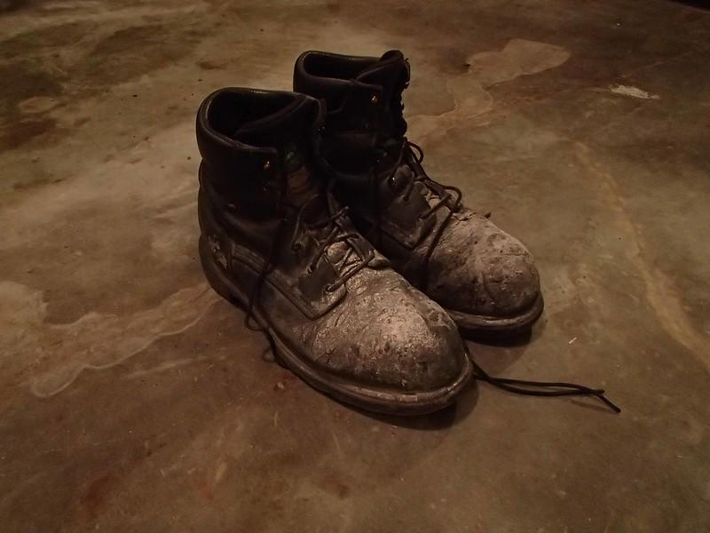 Boots, a Still LIfe