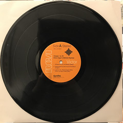 BRIAN AUGER'S OBLIVION EXPRESS:CLOSER TO IT!(RECORD SIDE-A)