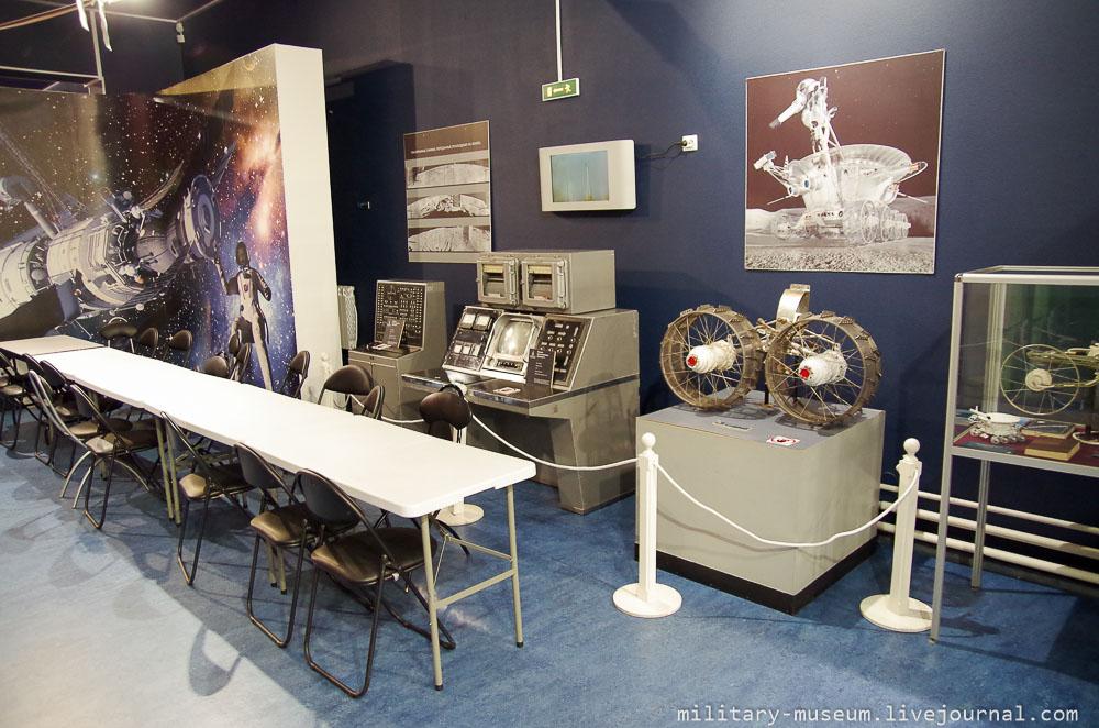 Музей космонавтики и ракетной техники СПб -94