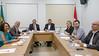Reunião com presidentes do PT, PDT, PSB, PSOL, PCdoB