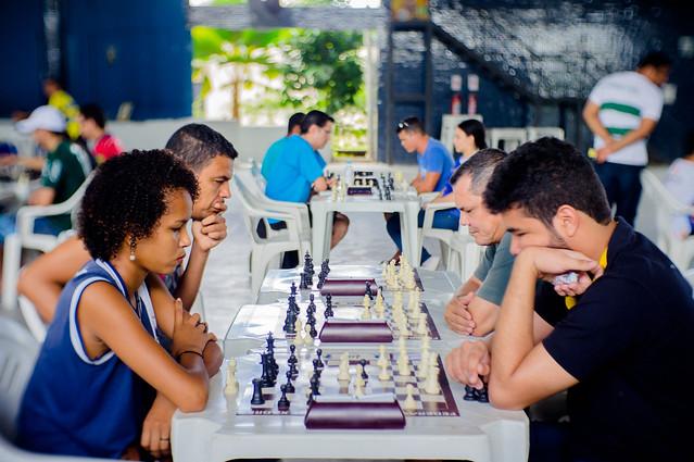 2018 - Torneio de Xadrez Memorial Professor Mario Roberto