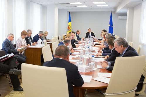 23.05.2018 Ședința Biroului permanent