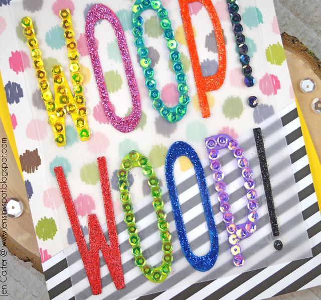 Jen Carter FS Woop Woop! Closeup
