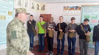 До памяті Чорнобильськой трагедїі