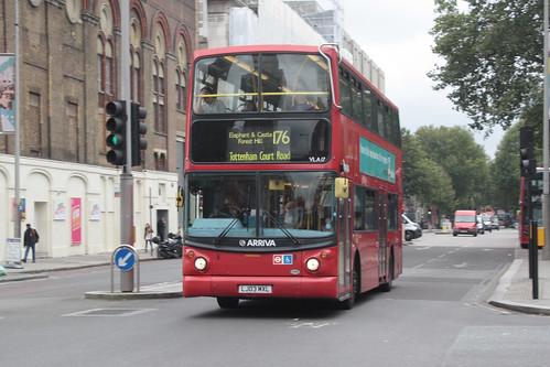 Arriva London VLA17 LJ03MXL