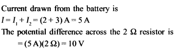 NEET AIPMT Physics Chapter Wise Solutions - Current Electricity explanation 22.1