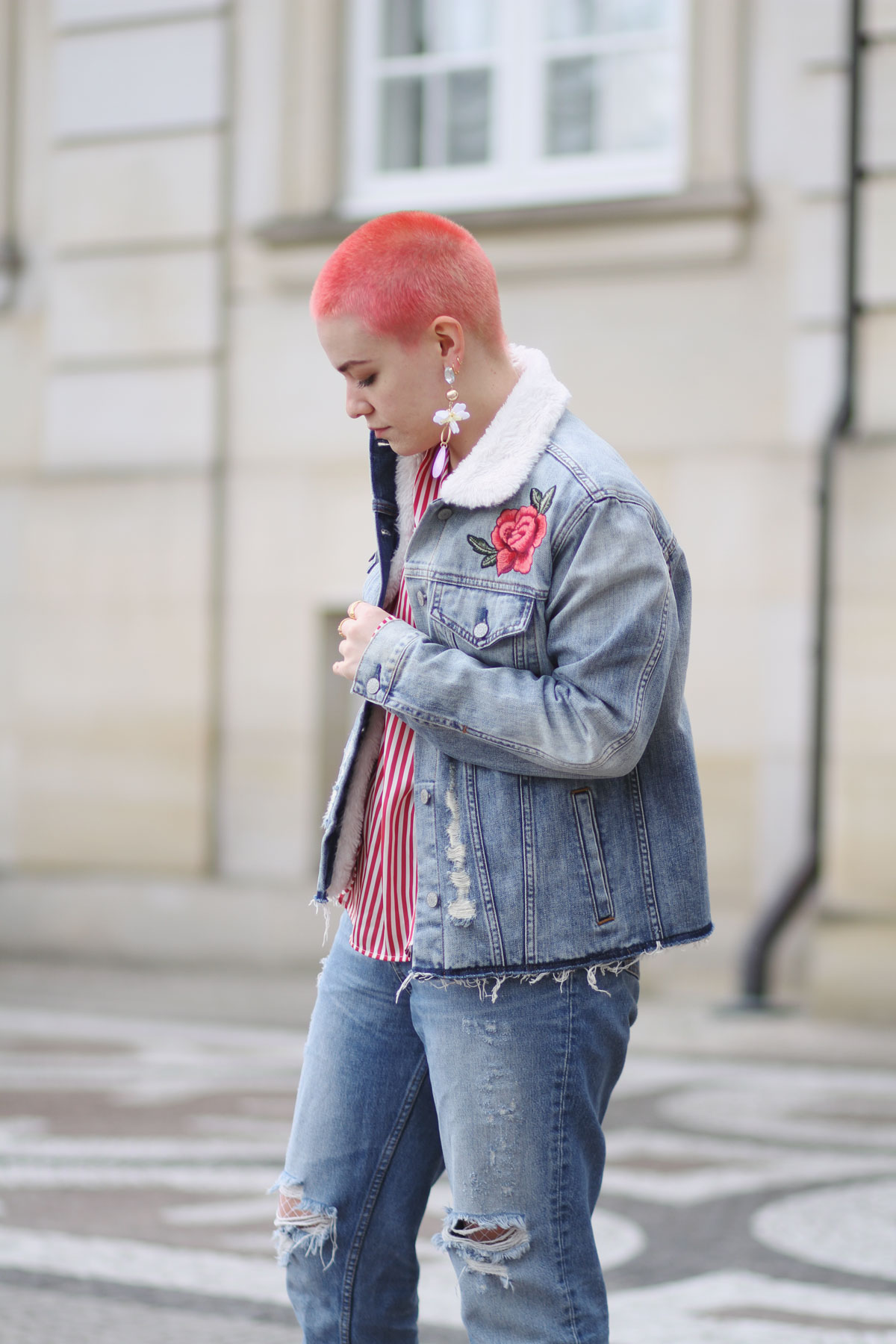 rails denim jacket