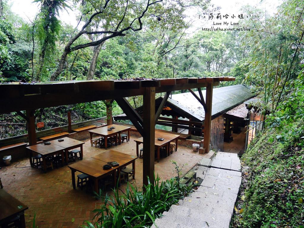 台北貓空景觀森林戶外餐廳推薦邀月茶坊 (10)