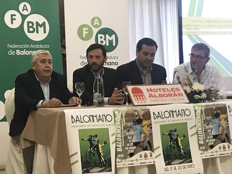PRESENTACIÓN DEL CADEBA DE BALONMANO (1)2