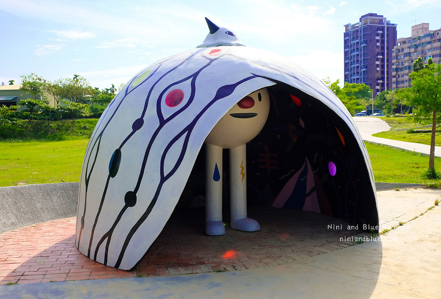 Dali Art國際藝術駐村.大里東湖公園16